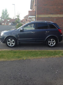 "Vauxhall Antara s cdti 4x4 MOT Feb '18 ""Excellent family car/spacious boot space"" *PRICE REDUCED*"