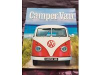 VW Campervan book.- a history of