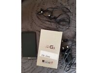 LG G3 MOBILE PHONE PERFECT CONDITION