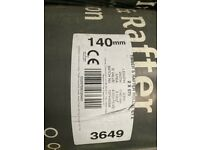 140mm insulation 18 bags