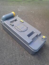 Thetford toilet cassette holding tank. Clean. Good working order.