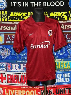 new w/tags 5/5 Sparta Praha Prague adults XL 2003 football shirt jersey trikot image
