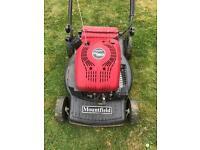 Mountfield RV150 petrol lawn mower SOLD
