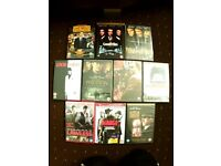 10 Movies Dvd (Action/Gangsters)