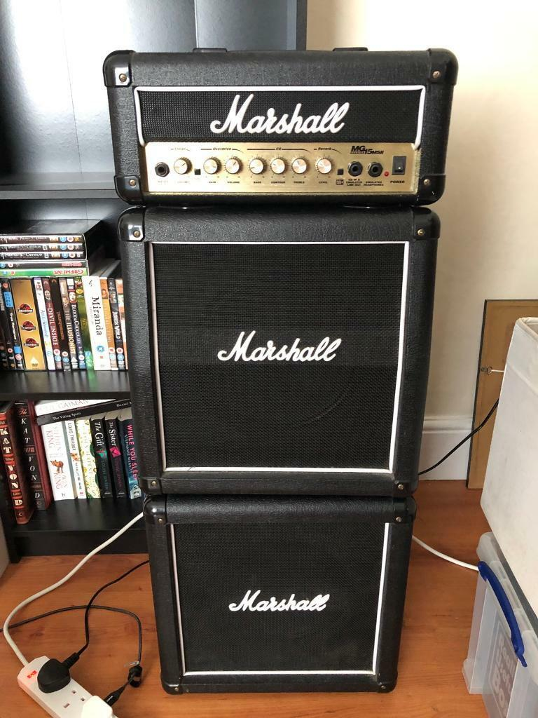 Marshall MG15MSII Electric Guitar Amplifier | in Northern Moor, Manchester  | Gumtree