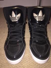 Adidas hi-tops uk 7.5
