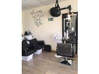 Hairstylist wanted lytchett matravers poole