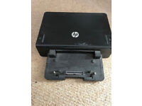 HP 2012 120W Advanced Docking Station + Power supply