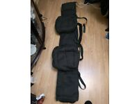 Daiwa infinity 6 made up rods bag