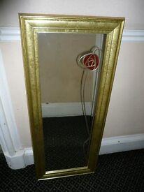 Charles Rennie Macintosh style mirror