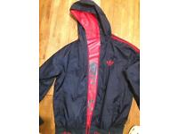 Addidas waterproof jacket