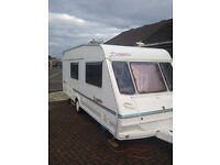 Abbey 4 Berth Touring Caravan