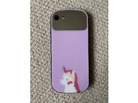 New Purple Unicorn Case For iPhone XR X XS 8 7 Plus
