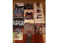 Vinyl lp collection