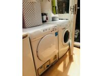 Candy GCC590NB White Condenser Dryer