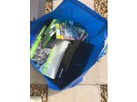Xbox 360 and PlayStation 3 bundle with over 20 games