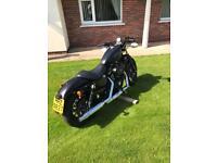 2014-Harley Davidson - 883 N Iron - Low Mileage