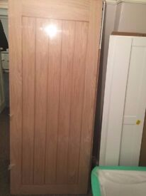 3 Interior Oak Veneer Doors