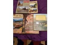 Railway books x5