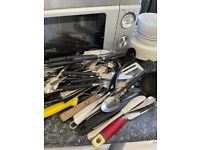 Kitchenware - Free, Assortment of Items