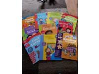 Children work books