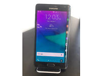 AS NEW SAMSUNG NOTE 4 EDGE UNLOCKED WITH RECEIPT AND WARRANTY