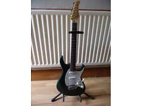 Cort G256 Electric guitar with Upgrades