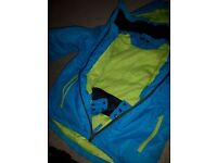 Boys ski jacket and trousers age 11-12