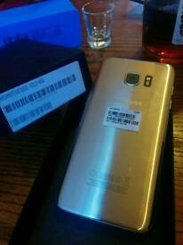 Mobile phone samsung galaxy s 7edge