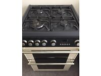 """Cannon """"Cucina"""" CH60GPCF Free Standing Gas Cooker With Gas Hob"""