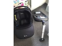 Silver cross simplicity car seat and isofix base..very good condition