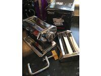 Pasta Maker NEW - Deco Pasta Maker - NEW - Stainless Steel