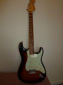 Fender Mexican Stratocaster Guitar w/ Warmoth neck | in Altrincham