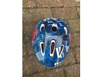 Boys Spider-Man helmet (52-56cm)