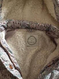 Girls next winter coat 12/18 months.