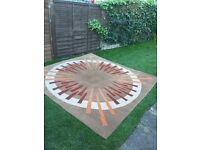 NEW wollen designer rug 250x250 OPEN TO OFFERS