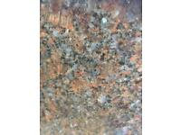 Granite work top/ surface