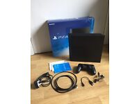 *** £150 *** PS4 - 500TB - boxed - complete