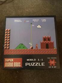 Super Mario 550 piece jigsaw