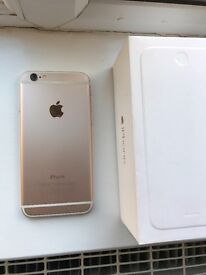 iPhone 6, gold