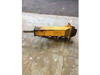 Concrete breaker