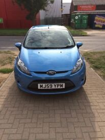 Ford fiesta Edge mint condition Female owner must go ASAP