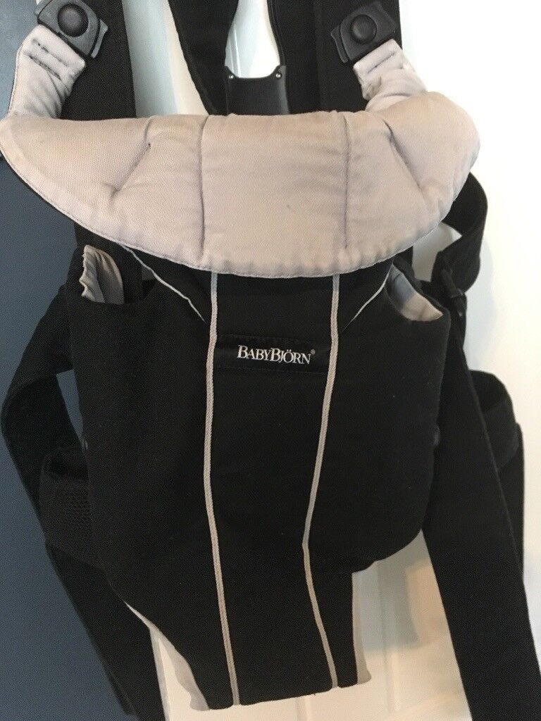 b9b22205ce9 Baby bjorn miracle baby carrier in sheffield south yorkshire gumtree JPG  768x1024 Baby bjorn miracle carrier