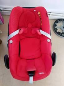 Maxicosi car seat