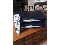 2 x Sky+ HD boxes + remote control