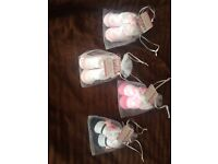 SoftTouch Infant Gift Socks 0-6m £1