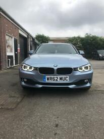 2012 Bmw 320d Touring Hpi Clear