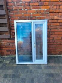 PVC window side opening 885mmX1220mm