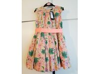 Lovely girl's AUTOGRAPH dresses new with tag 4 years £15