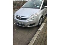 Vauxhall Zafira Design 1.8 Petrol